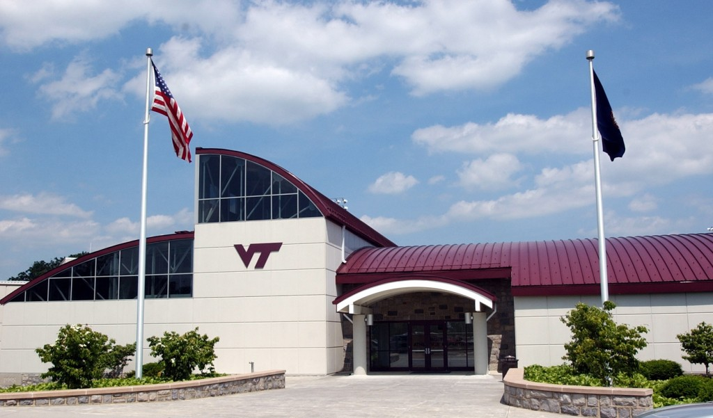 Virginia Tech – Merryman Center